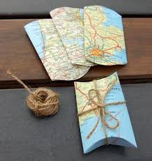 map wrapping paper roll toilet paper rolls covered in scrapbook paper who knew