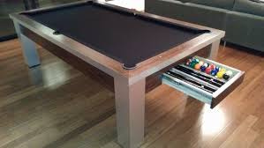 Pool Table Dining Table by Wonderful Used Modern Pool Tables Ideas On Modern 1500x938