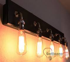 8 bulb vanity light 8 bulb vanity light with futuristic design ideas