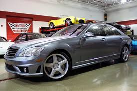 mercedes s class 2007 for sale 2007 mercedes s class s65 amg stock m4202 for sale near
