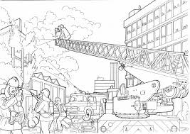 fireman coloring pages printable contegri
