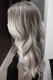 silver hair with blonde lowlights jci hair blog is silver the new blonde john casablancas institute