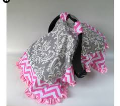 Pink Car Seat Canopy by 50 Off Beautiful Car Seat Canopy Baby Infant Car Seat Canopy Cover