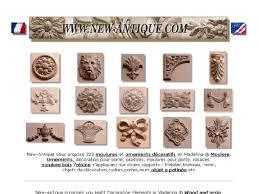 Fabricant de moulures decorative et ornement deco