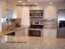 Bathroom Cabinet Refacing Before And After by Cabinet Refacing Before U0026 After Photos Youtube