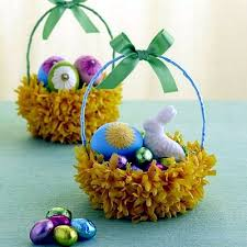 easter basket grass send diy ideas on how to craft a festive easter basket interior