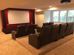 home theater risers more examples u2014 simply home a v