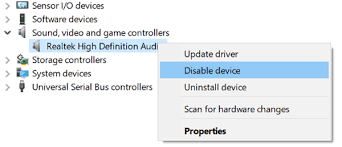 controlling definition another app is controlling your sound at the moment error in windows 10
