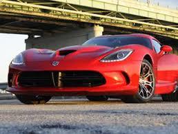 2016 dodge viper 2016 dodge viper crafted sports car