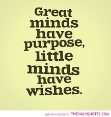 great minds of purpose the daily quotes