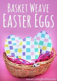 Kids Picnic Basket Easy Easter Crafts For Kids Diy Swank