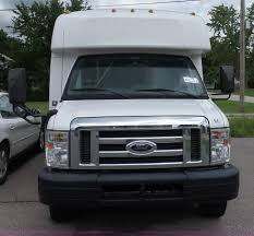 2010 ford econoline e350 shuttle bus item j4006 sold se