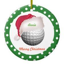 womens golf ornaments keepsake ornaments zazzle