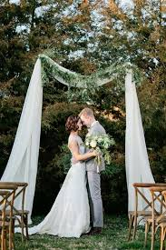 wedding arches meaning best tulle wedding arch to says vows weddceremony