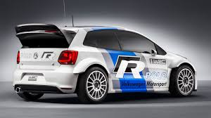 audi a1 wrc volkswagen polo r wrc rally car revealed benautobahn