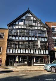 Tudor Houses by Chester 360 History Of Chester Roman Saxon Tudor Georgian