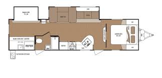 lacrosse rv floor plans travel trailers d u0026d rv center