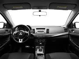 mitsubishi lancer sportback interior 2010 mitsubishi lancer sportback awd ralliart 4dr hatchback