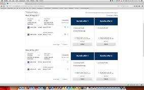 United Airlines Checked Bags Ua U0027s Bundle Offer Extra Checked Bag Flyertalk Forums