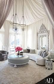 Hollywood Regency Mid Century Modern Selig Of Monroe Baughman Sofa Couch Chrome