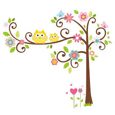 happi tree wall decal color the walls of your house happi tree wall decal pics photos happi tree owl baby shower sticker