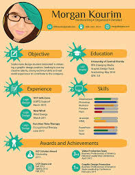 infographic resume 15 amazing infographic resumes to inspire you