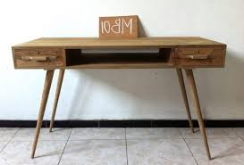 Midcentury Modern Desk - mid century modern desk pertaining to incredible home computer