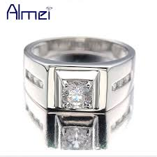 cheap engagement rings for men find more rings information about almei 925 sterling silver rings