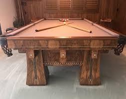 the pool table store antique brunswick kling 6 leg pool table sheridan billiards