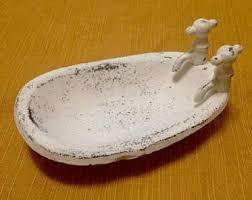Shabby Chic Soap Dish by Soap Dish Etsy