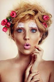 how to be a makeup artist 176 best fashion make up images on artistic make up
