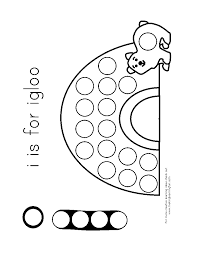 igloo template free to download from making learning fun