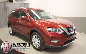 red nissan rogue browse our new nissan inventory western nissan