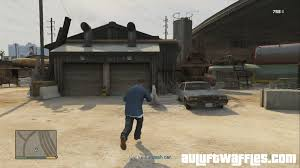 car junkyard gta 5 where to find the vehicle for barry grass roots u2013 the pickup