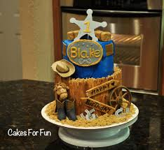 where can i get an edible image made western birthday cake for babies birthday all decorations