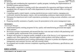 Sample Qa Tester Resume by Qa Sample Tester Resume Assurance Wellness Standard Qa Tester