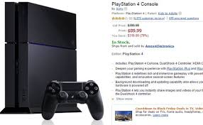 playstation 4 amazon black friday online price matching scams used on traditional big box stores