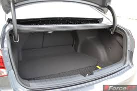 2015 hyundai i40 sedan boot space forcegt com
