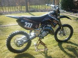 tm motocross bikes tm 125 racing rebuild bij troy 227 troy 227 u0027s bike check vital mx