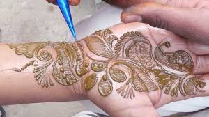 how to draw henna mehendi tattoo mehndi design by mehndiartistica