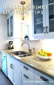 best under cabinet lighting options hardwired under cabinet lighting best hardwired under cabinet led