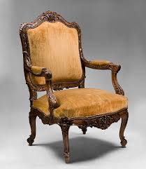louis xv hand carved fauteuil or armchair sold on ruby lane