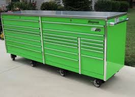 Tool Box Top Hutch Snap On Tool Box Krl1023 With Hutch In Extreme Green Sure To Be