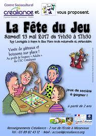 Caf Bas Rhin Mon Compte by La Fete Du Jeu Fete Carnaval Kermesse A Soppe Le Bas