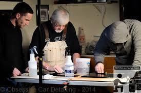 wet sanding master class instruction from jason killmer the