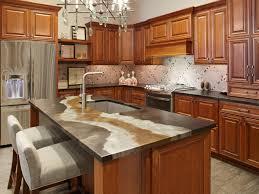 Tiled Kitchen Worktops - kitchen pretty stone tile kitchen countertops stone tile kitchen