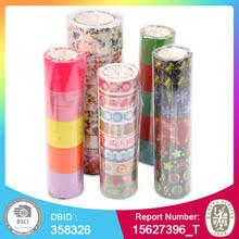 Decorative Scotch Tape Decorative Paper Tape Decorative Paper Tape Suppliers And