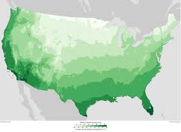 North America Climate Map by Planting An Earth Day Garden Consider Climate U0027s U0027new Normal