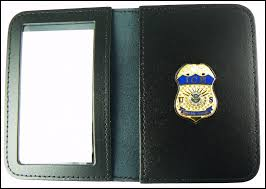 Immigration Special Immigration And Customs Enforcement Special Agent Mini Badge Id
