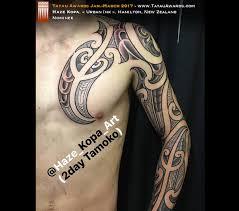 haze kopa urban ink hamilton new zealand polynesian